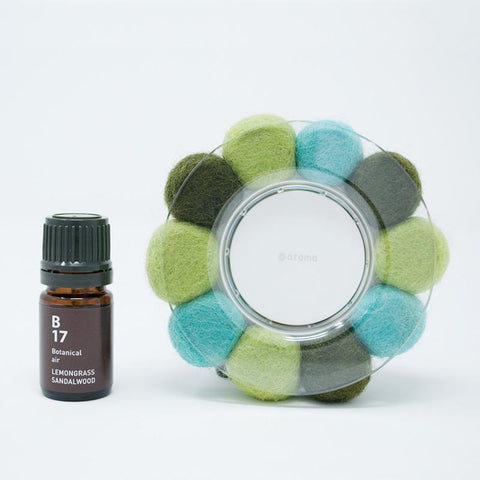 aroma bonbon with essential oil