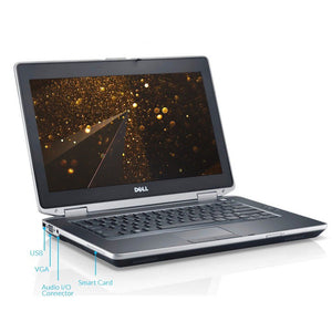 "DELL LATITUDE E6430, CORE I5 3RD GEN, 4GB RAM, 320GB HDD, 14"" SCREEN (USED LAPTOP 