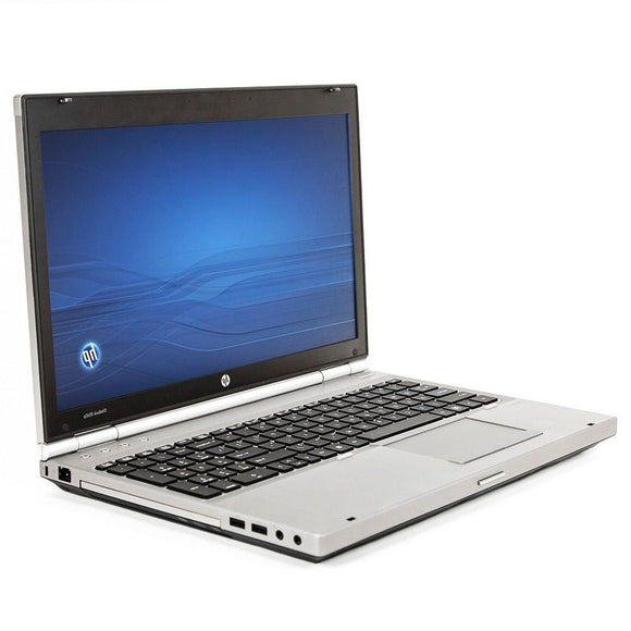 HP ELITEBOOK 8560P, CORE I5 2ND GEN, 4GB RAM, 320GB HDD, 15.6