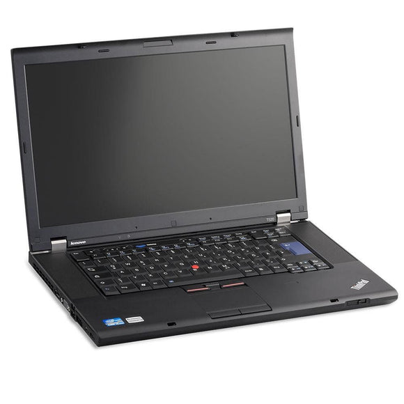 LENOVO THINKPAD T520, CORE I5 2ND GEN, 4GB RAM, 320GB HDD, 15.6