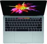 Apple MacBook Pro 2016 Laptop With Touch Bar Intel Core i5 2.9 GHz, 13.3 Inch, 256GB SSD, 8GB RAM