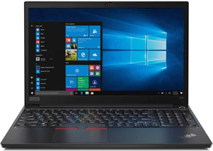 "Lenovo ThinkPad E15, Corei5 10210U, 8GB DDR4 2666MHz, 1TB 5400rpm, Intel UHD Graphics, 15.6"" FHD Anti-glare, Backlit US Style K/B + Numeric KB, DOS - Black"