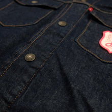 Load image into Gallery viewer, Levi's X Hoy Premium Engineered Trucker Jacket - Indigo