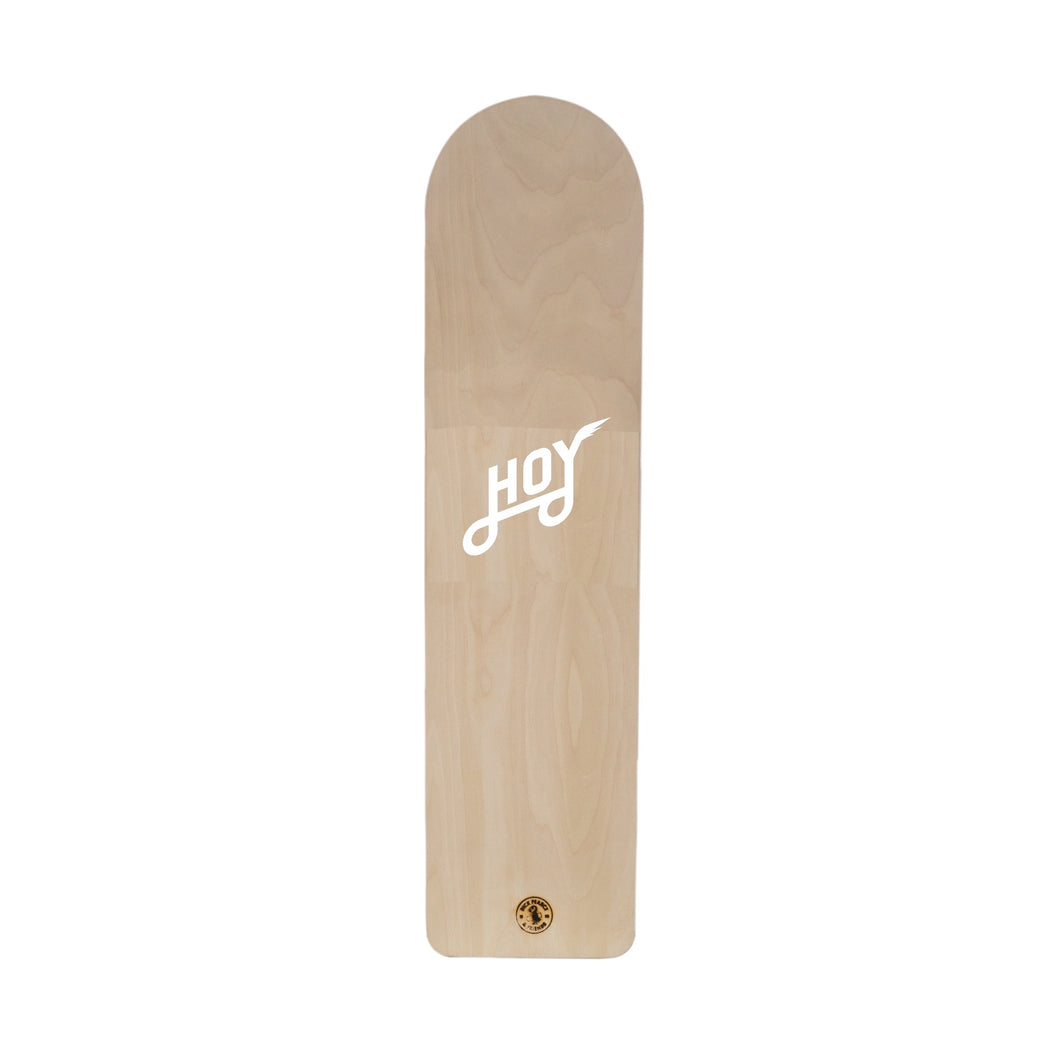 Hoy X Dick Pearce Bellyboard - Natural - Pre Order