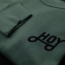 Load image into Gallery viewer, Hoy Classics Crew Neck Sweater - Fresh Bamboo