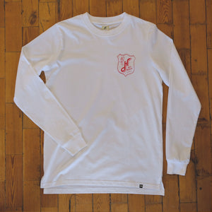 Hoy Beach Organic Long sleeve T-shirt - Natural