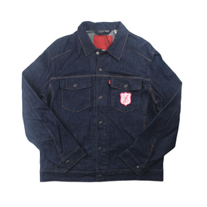 Levi's X Hoy Premium Engineered Trucker Jacket - Indigo