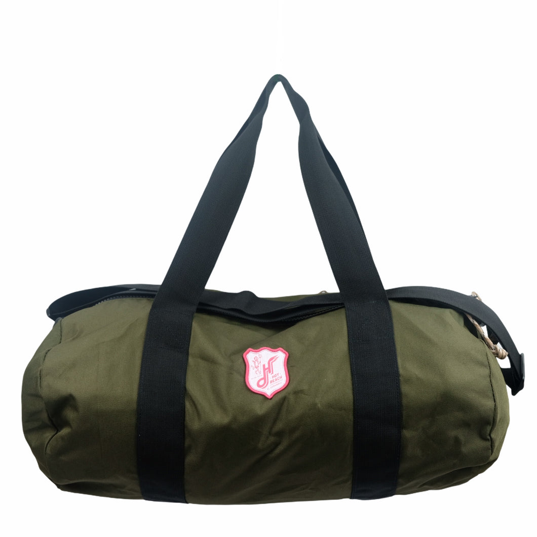 Hoy Beach 20L Recycled Holdall - Forest / Midnight