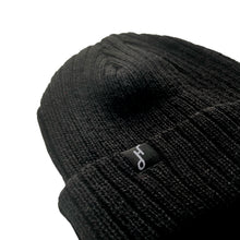 Load image into Gallery viewer, Hoy Dawn at the Docks Beanie - Black