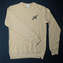 Load image into Gallery viewer, Hoy Classics Crew Neck Sweater - Birch