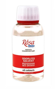 Odourless Solvent ROSA Studio, Several Bottle Sizes