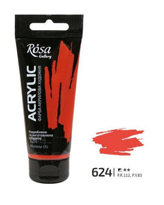 Professional Rosa Gallery Acrylic paint 60ml, All Colours available