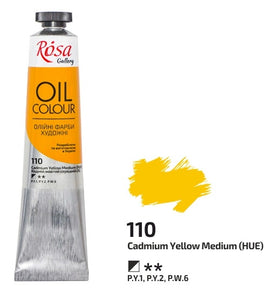 Oil Paint 45 ml tubes Rosa Gallery, Professional Artist Colors, Several Colors