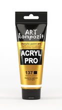 Load image into Gallery viewer, Acrylic Paint Art Kompozit, 75ml, 60 Professional Artist Colours