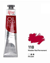 Load image into Gallery viewer, Oil Paint 45 ml tubes Rosa Gallery, Professional Artist Colors, Several Colors