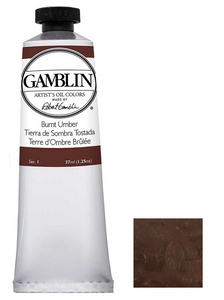 Gamblin Artist Grade Oil Colors 37ml Tubes