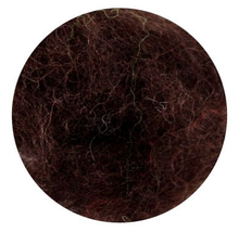Load image into Gallery viewer, Wool felting, roving, needle, Natural fibers, ROSA TALENT, 33 Colours, 10 grams