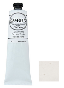 Gamblin Artist Grade Oil Colors 150ml Tubes