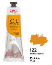 Lade das Bild in den Galerie-Viewer, Oil Paint 100 ml tubes Rosa Gallery, Professional Artist Colors, Several Colors