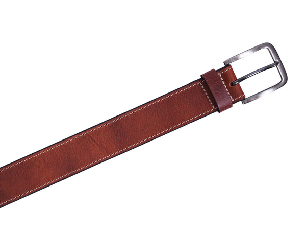 Brown Belt for Men - GOOSEBERY