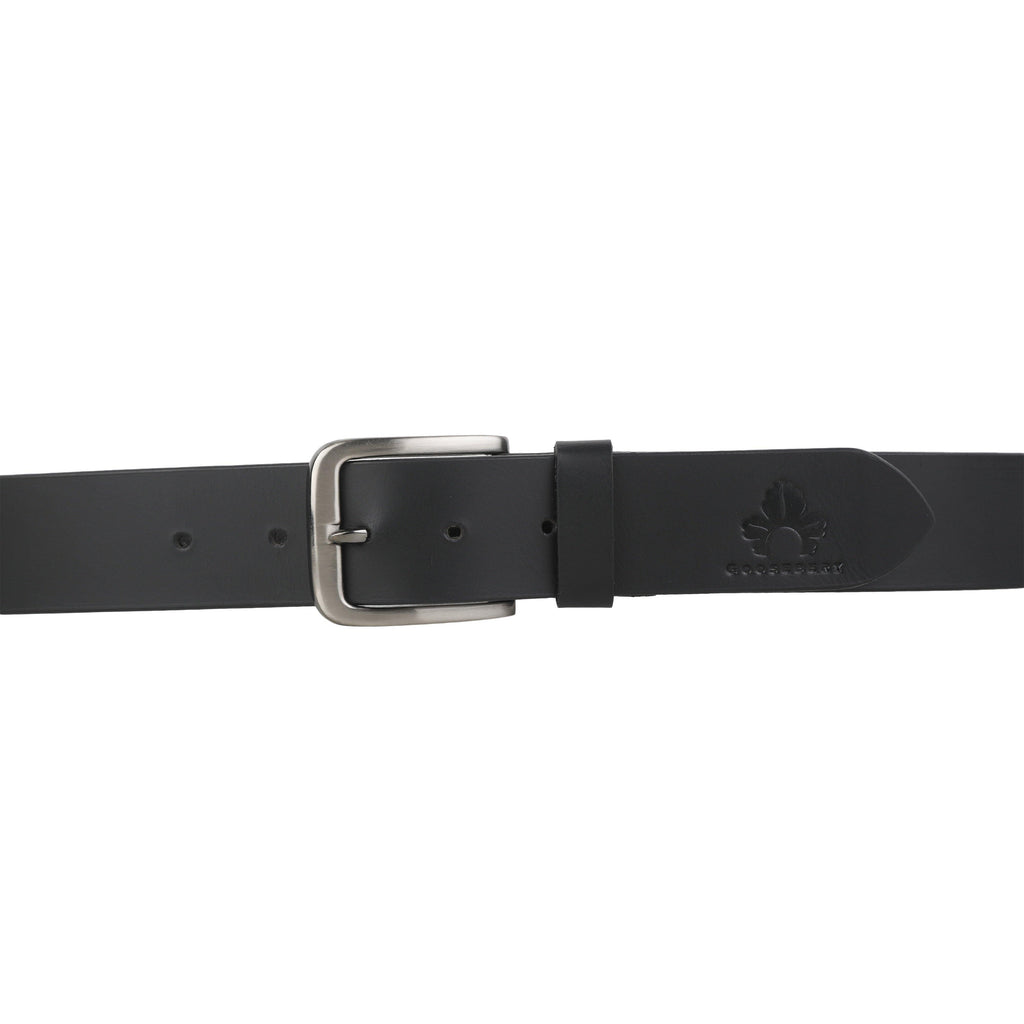 Black Best Belt for Men - GOOSEBERY