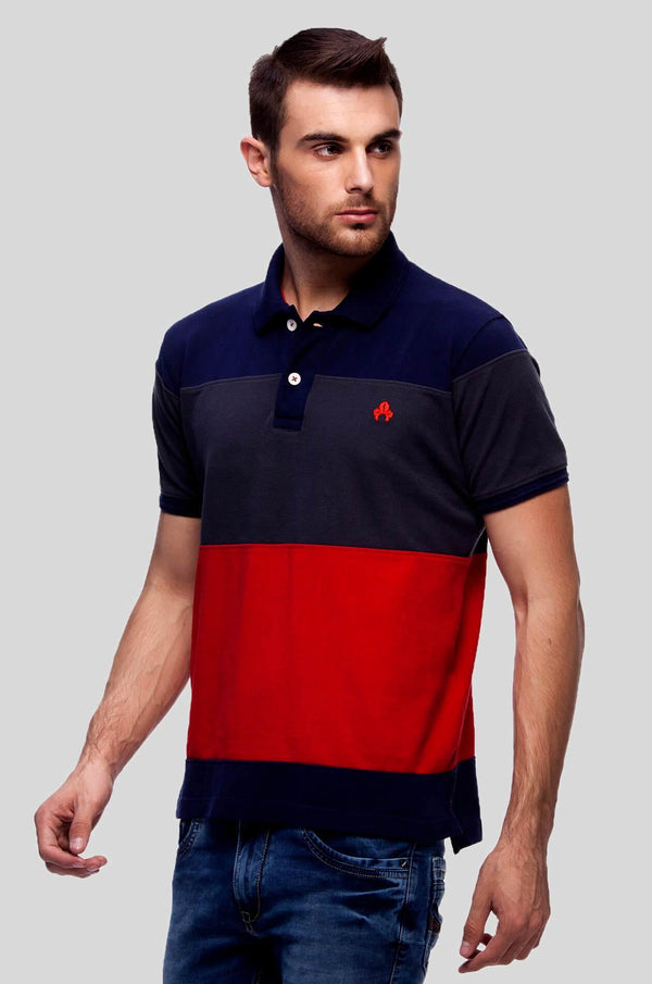 Crispa Polo T-Shirt for Men - GOOSEBERY