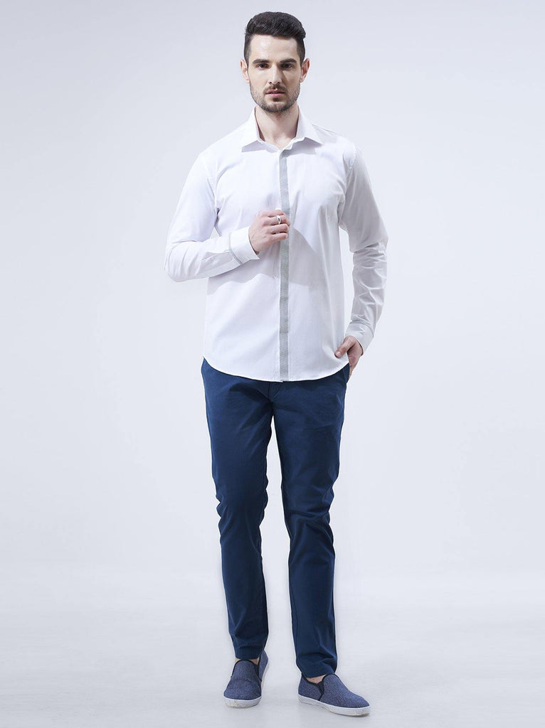 White Mens Shirt