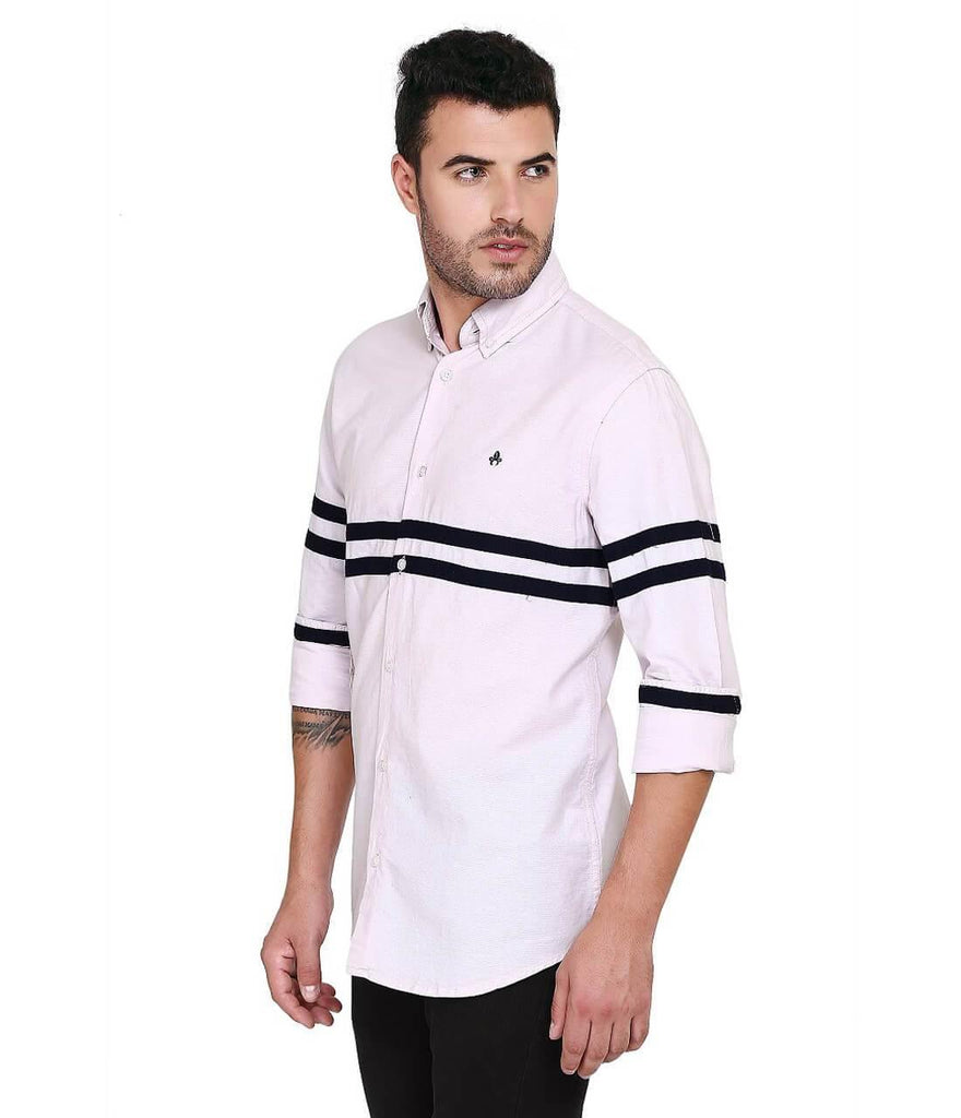 White Shirt for Men (GROSULA 27) - GOOSEBERY