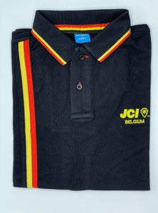 JCI Belgium polo men