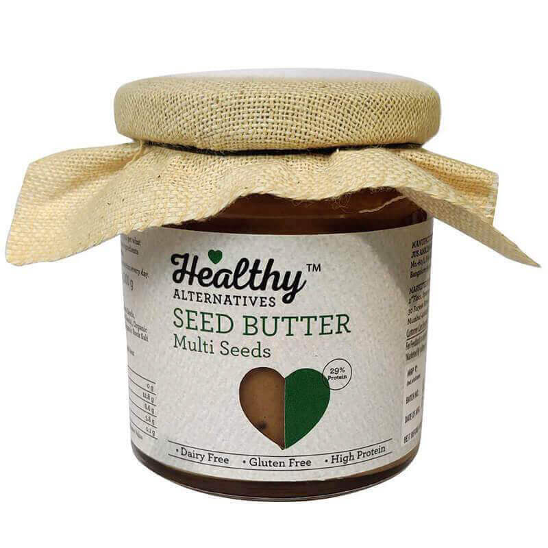 Healthy Alternatives Seed Butter 200G