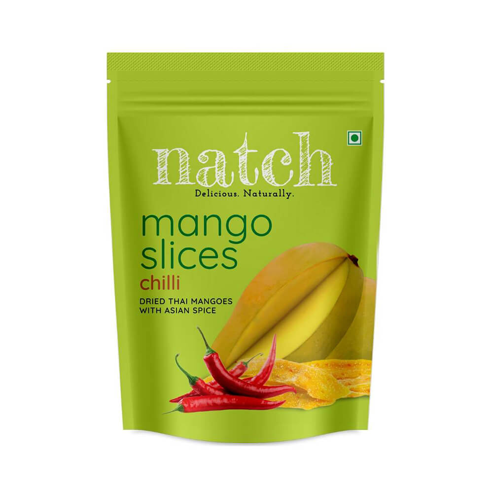 Natch Mango Chilli 150G