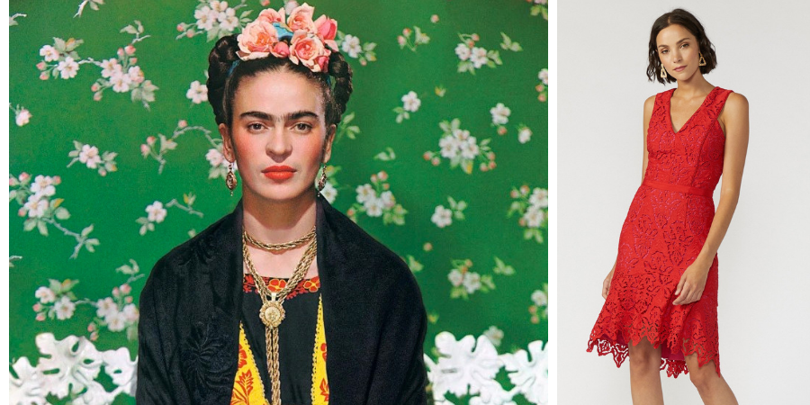 L'INFLUENCE COLORÉE DE FRIDA KAHLO