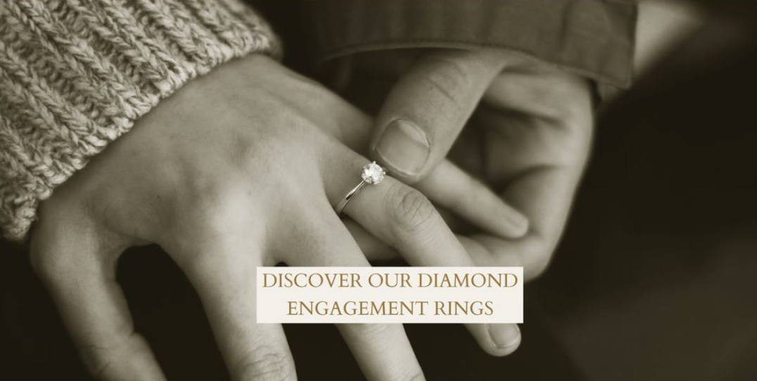Discover our diamond engagement rings