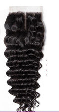 Load image into Gallery viewer, BeuMax Hairs Brazilian Human Hair Closure with Baby Hair, Deep Wave