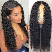 Load image into Gallery viewer, BeuMax Hairs Human Hair Wigs with 13x4 Lace Frontal - 180% Density,