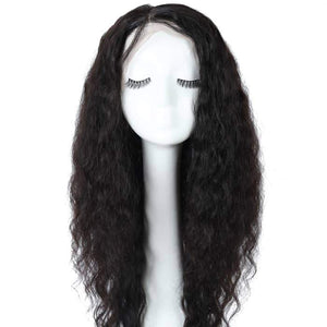 BeuMax Hairs Brazilian 13x4 Lace Front Human Hair Wigs - Wavy