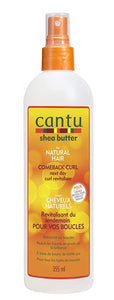 Cantu Comeback Curl Next Day Curl Revitalizer, 12 Fluid Ounce