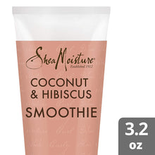 Load image into Gallery viewer, SheaMoisture Coconut & Hibiscus Curl Enhancing for Thick, Curly Hair Smoothie to Reduce Frizz 3.2 oz (I0080326)