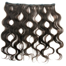 "Load image into Gallery viewer, Diamond Collection 3 Piece Set 18"" Clip-on / 100% Remy Human Hair"
