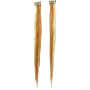 "Diamond Collection 3 Piece Set 18"" Clip-on / 100% Remy Human Hair"