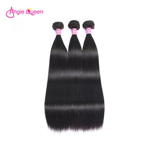 Straight Hair Bundles Brazilian Hair Weave Bundles 100% Human Hair Bundles Remy Hair Weave 1/3/4 Bundles Hair Extension Tissage