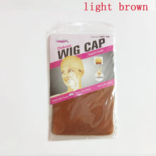 Load image into Gallery viewer, 12pieces(6bags) Clearance Quality Deluxe Wig Cap Hair Net