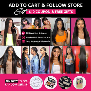 Ishow Brazilian Straight Hair Bundles Long Human Hair Bundles 30 32 24 36 38inch Brazilian Hair Weave Bundles Virgin Hair Weave