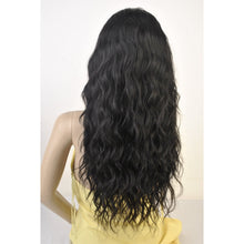 Load image into Gallery viewer, SWISS LACE 100% VIRGIN HUMAN HAIR LOOSE WAVE TEXTURE. 20""