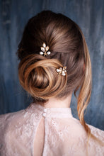 Load image into Gallery viewer, JULIETTE bridal hair pins Set of 2