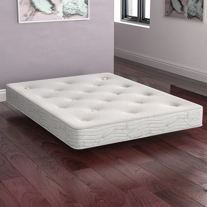 Mattress Ultimate Luxury Spring Memory Foam 9 Inch King Size 5FT