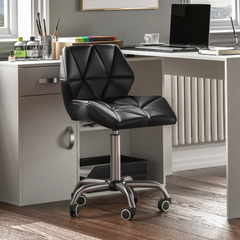 Geo Office Chair, Black