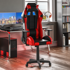 Nitro Racing Gaming Chair, Red & Black
