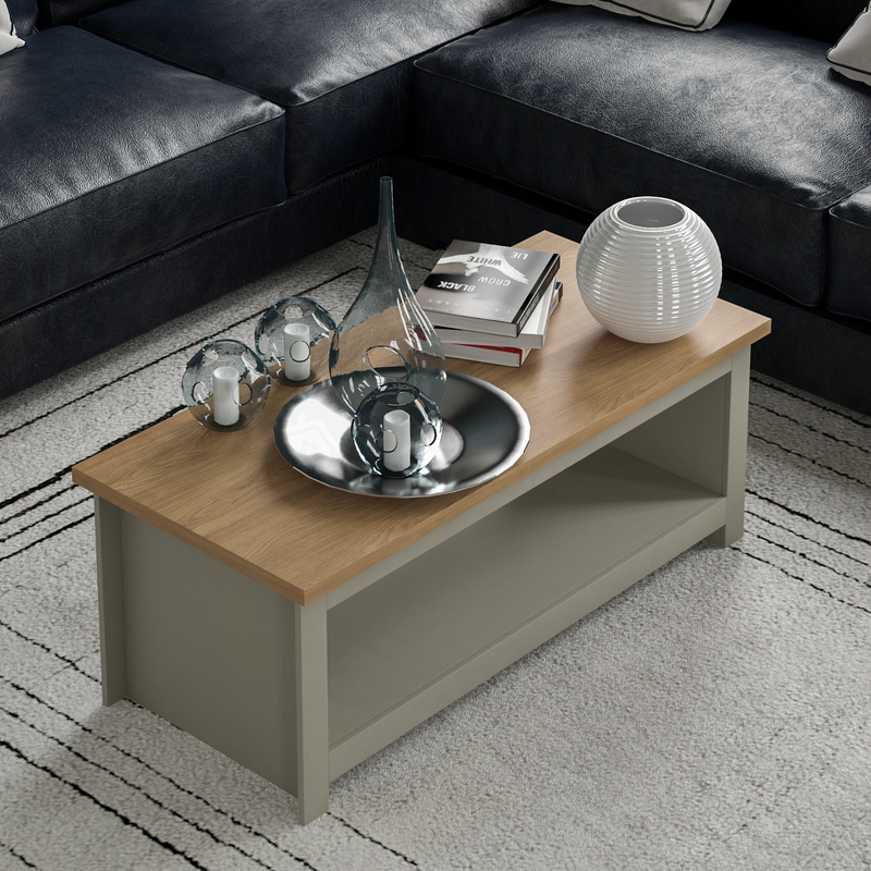 Arlington Coffee Table, Grey