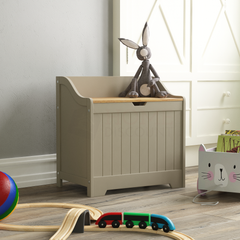 Priano Toy Box, Grey